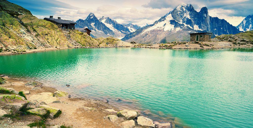 Le Mont Blanc vous attend !