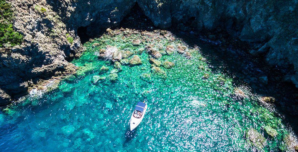 Evadez-vous sur l'Ile d'Ischia !