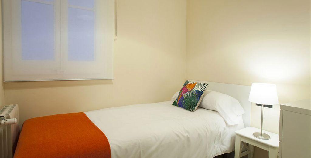 Appartement 5 : Une troisième chambre
