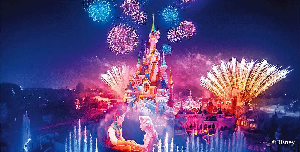 Hôtel Océania Porte de Versailles 4* & entrée aux Parcs Disneyland® Paris