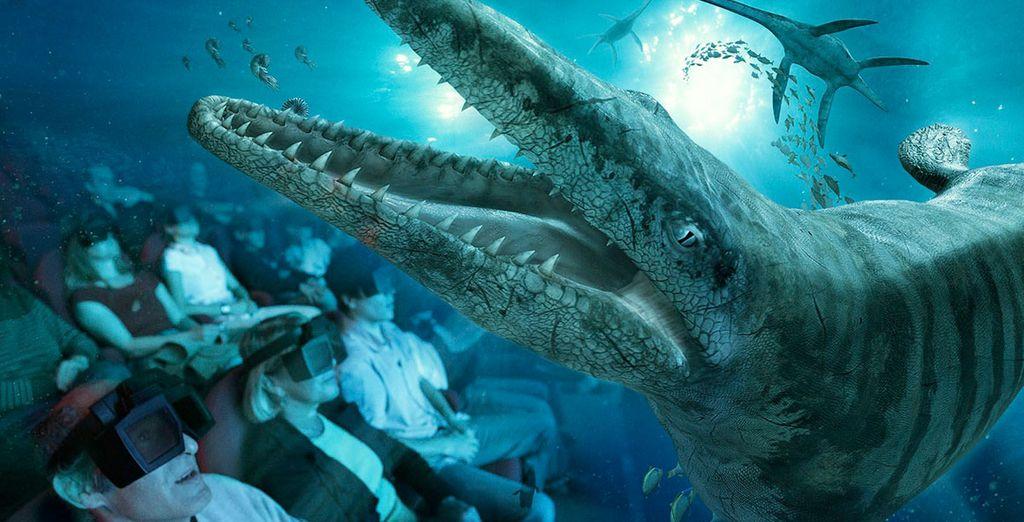 Apprivoisez les Monstres des mers