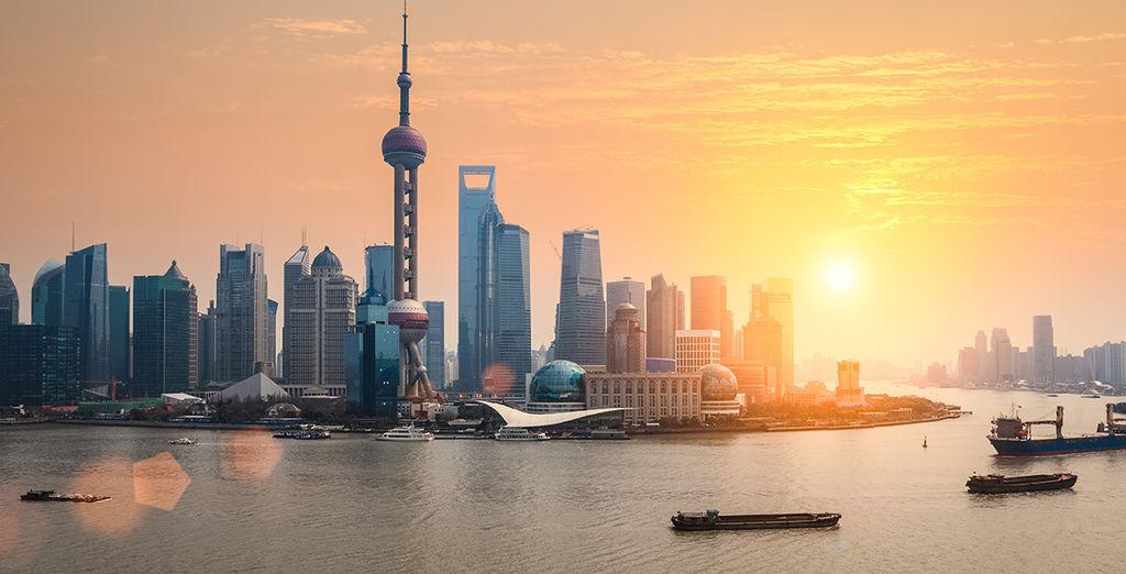 Envolez-vous quelques jours pour la Chine... - Nouvel An Chinois en hôtels 4* Shanghai