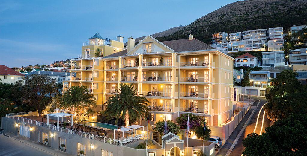 Grâce à votre hôtel 5* Romney Park All Suite & Spa