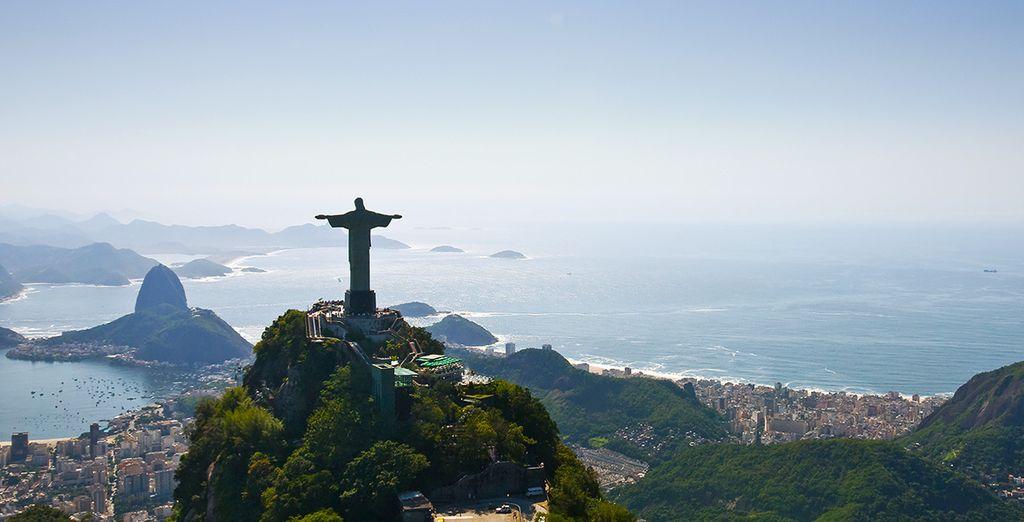 Vivez un rêve aux couleurs brésiliennes