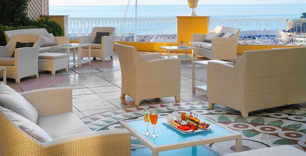des terrasses où vous aimerez vous détendre,