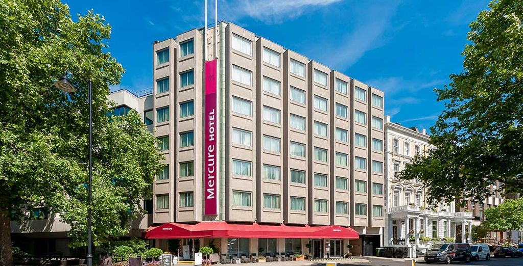 Avis h tel mercure london kensington 4 voyage priv - Quartier chic de londres ...