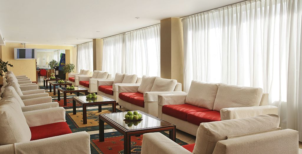 Dans un hôtel 4* accueillant et confortable : Le H10 Ténérife Playa pour quelques jours de bonheur