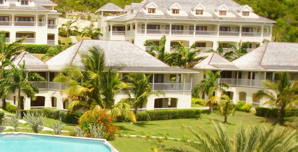 Le Nonsuch Bay Resort est la destination idéale si vous êtes en quête de tranquillité