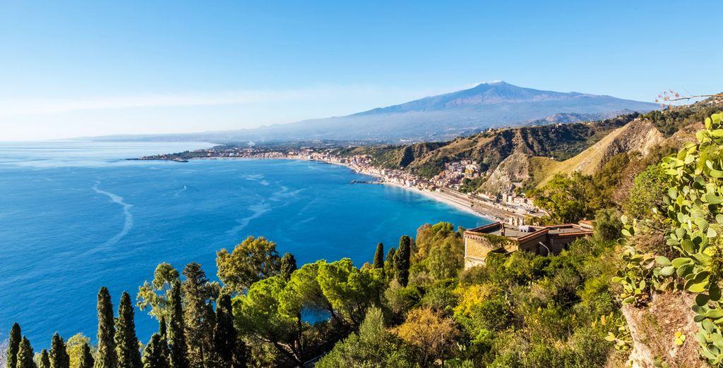 Découvrez la Sicile autrement... - Combiné croisière & hôtel 5* ou autotour Catane