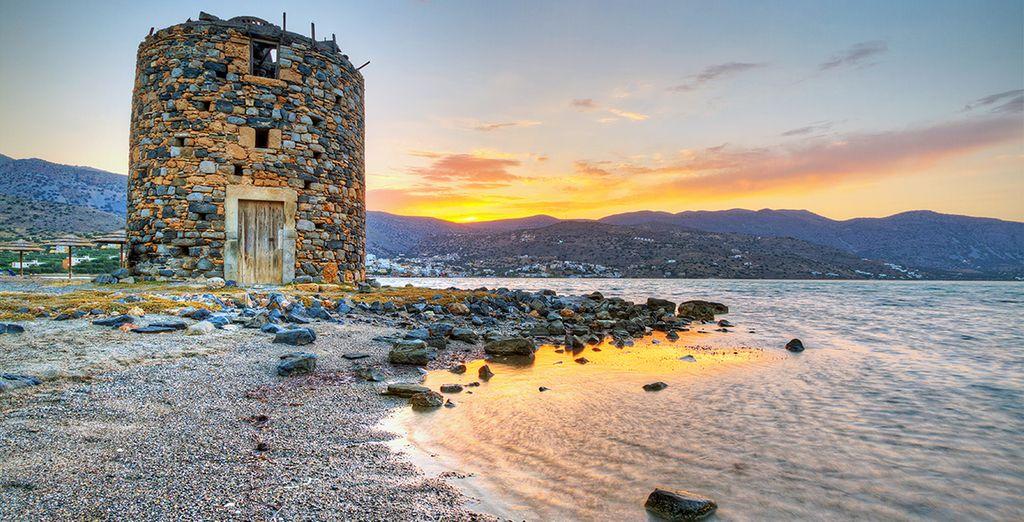 Passez un excellent séjour en Crète !