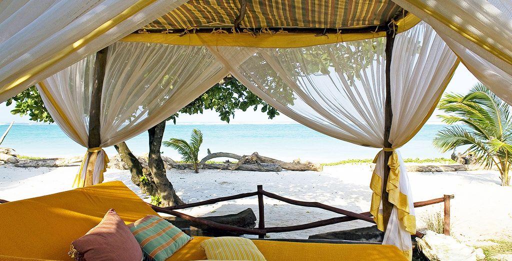 Hôtel AfroChic Diani Beach 5* & Safaris