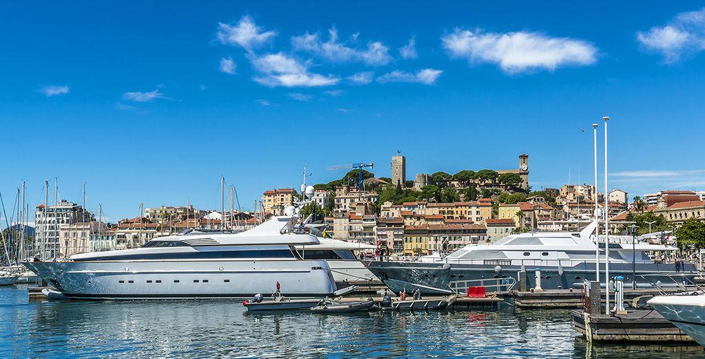 Bon séjour à Cannes !