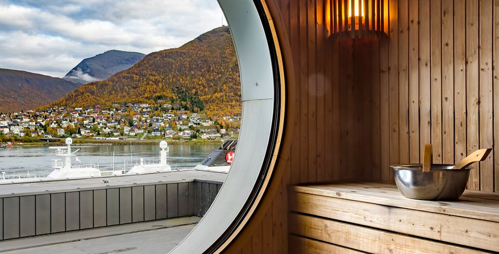 Radisson Blu Hotel Tromsø 4* avec Voyage Privé