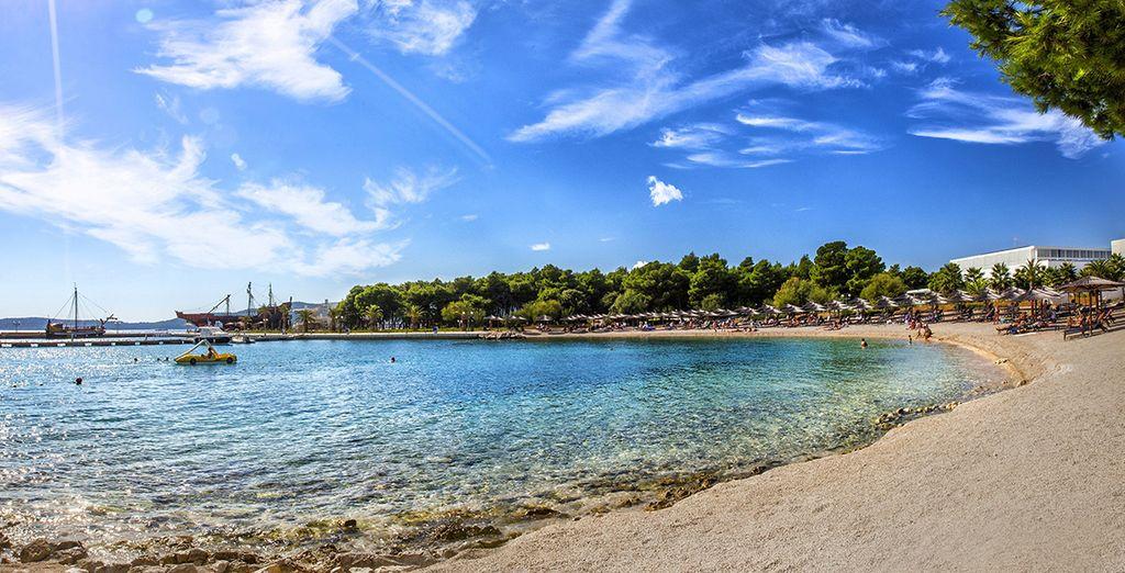 Et si vous tentiez la Croatie ? - Complexe Solaris Holiday Resort 4* Split