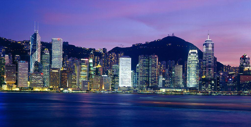 Hong Kong n'attend que vous !