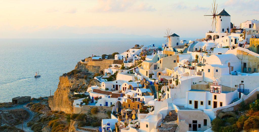 Découvrez la Grèce et la fameuse île de Crète