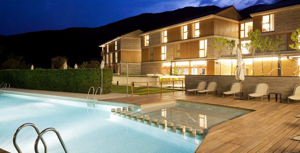 Vous êtes à la recherche d'un coin paisible ? Bienvenue à l'hôtel Tierra de Biescas 4* - Hôtel Tierra de Biescas 4* Biescas