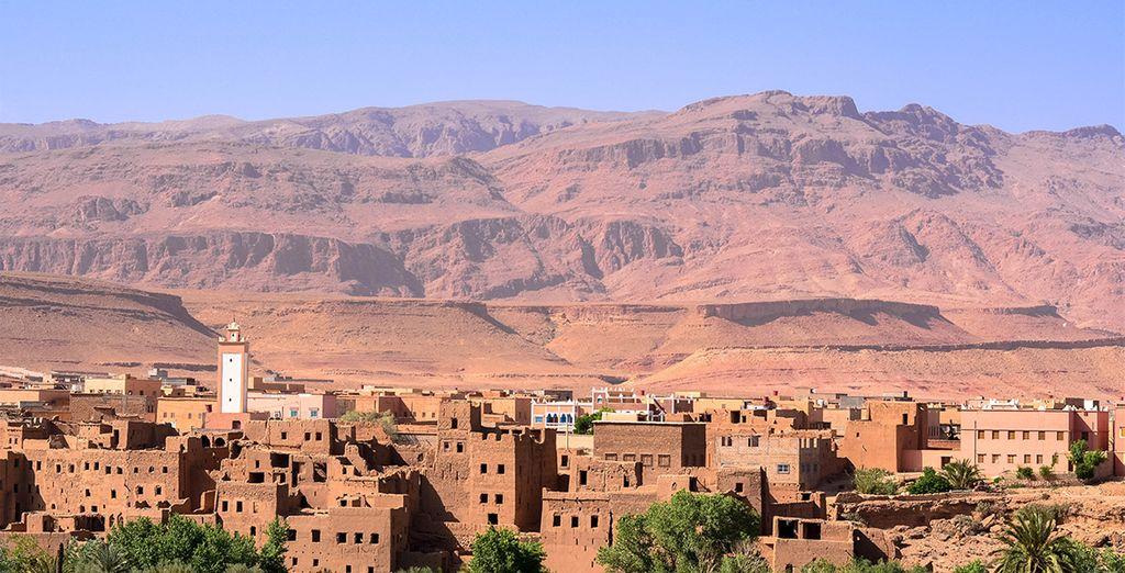 Découvrez les paysages du Maroc