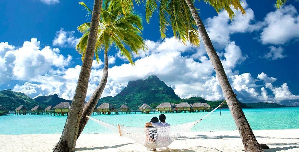 Une parenthèse idyllique au paradis