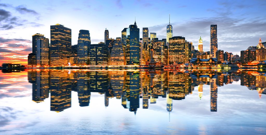 Qui font de Manhattan un endroit incontournable