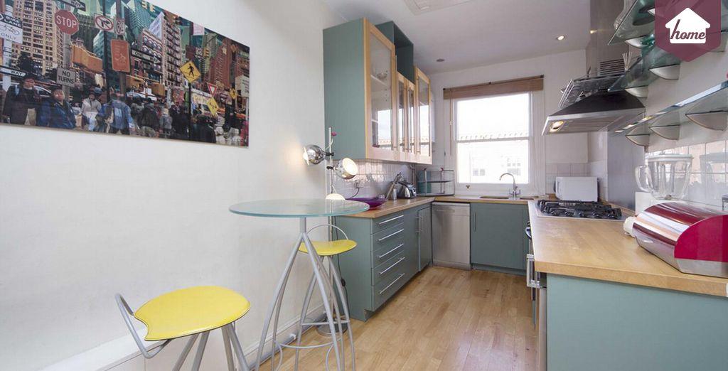 Prêts pour Londres ? - Appartement 1 chambre pour 2-4 personnes (70m2) Londres