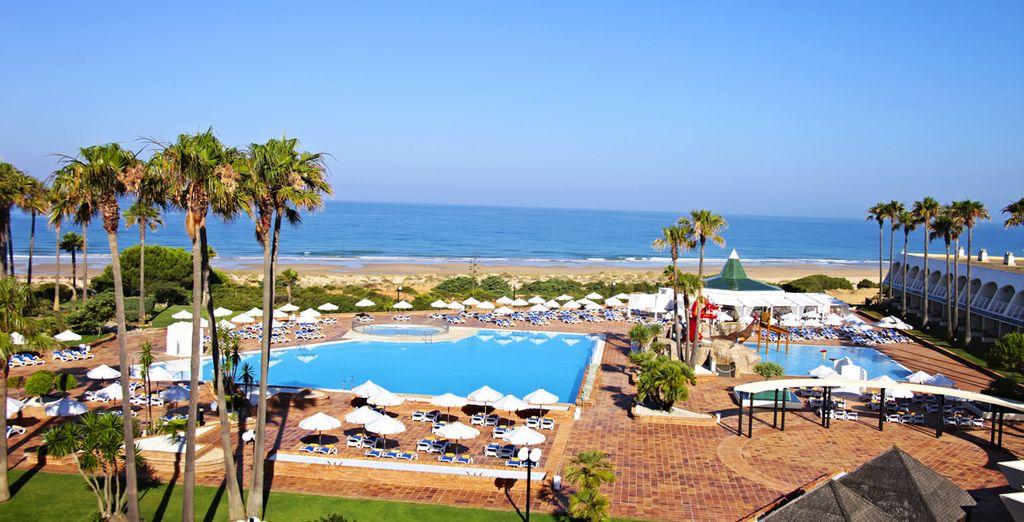 Et si vous mettiez le cap sur la côte sud de l'Espagne... - Hôtel IBEROSTAR Royal Andalus 4* Cadix