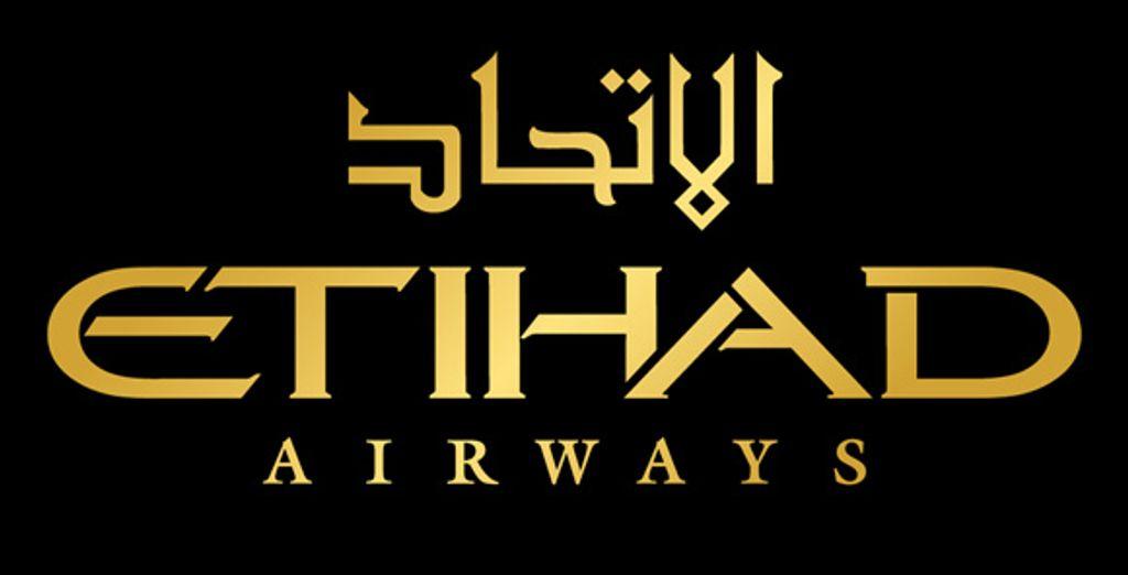 Un voyage serein compagnie Etihad Airways