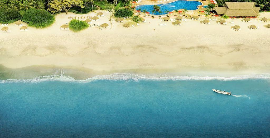 Entre océan Pacifique, golf et piscine... - Royal Decameron Beach Resort **** Farallon