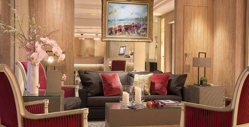Bienvenue à l'hôtel Madison 4*