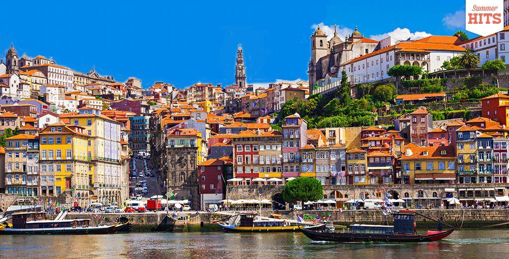 Porto avec Voyage Prive
