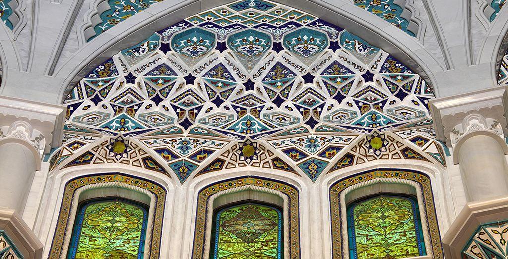 Au riche patrimoine arabe