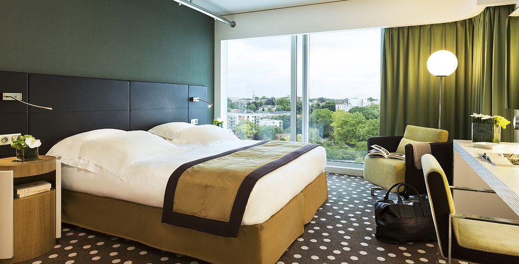 Hôtel Resort Barrière Lille 5*