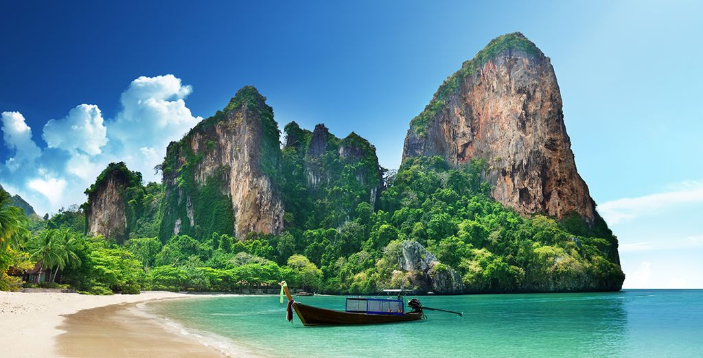 Découvrez la beauté de la Thaïlande