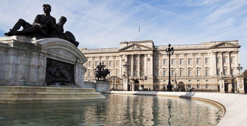 Visitez la capitale anglaise...