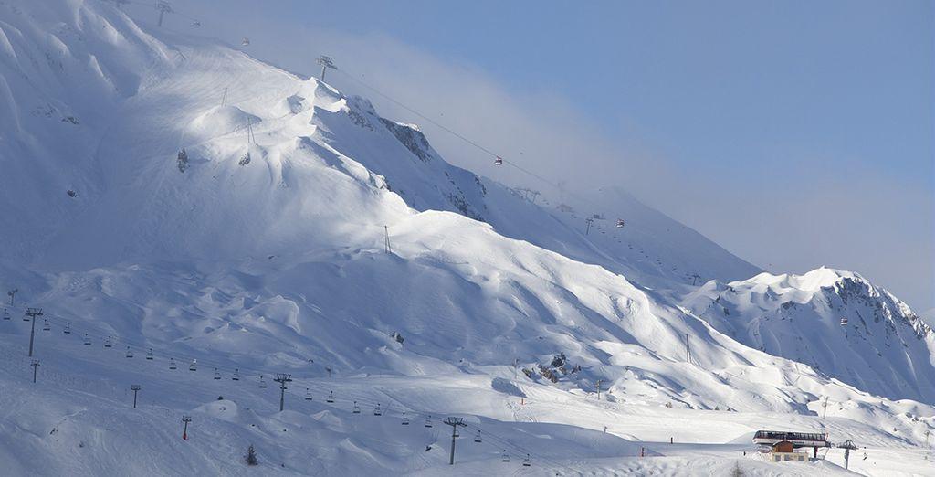 Très bon séjour au ski.