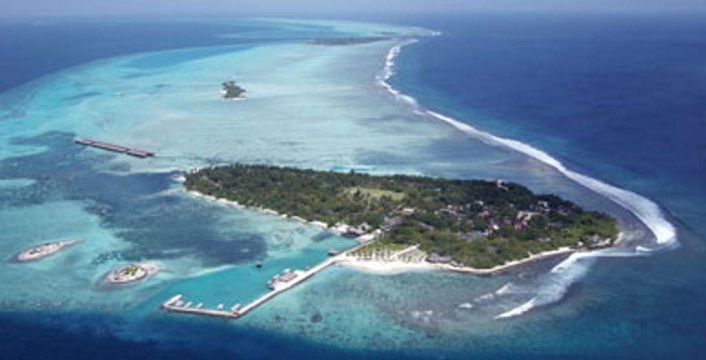 - Andaaran Hudhuran Fushi *** sup - Malé - Maldives Malé