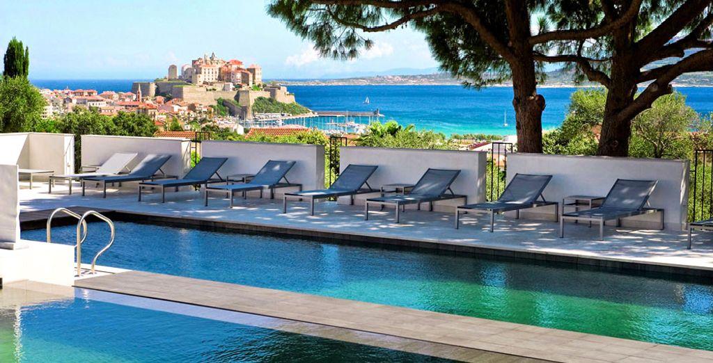 La Villa Calvi Hotel