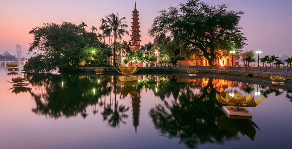 Explorez Hanoi et imprégnez-vous de l'ambiance quotidienne