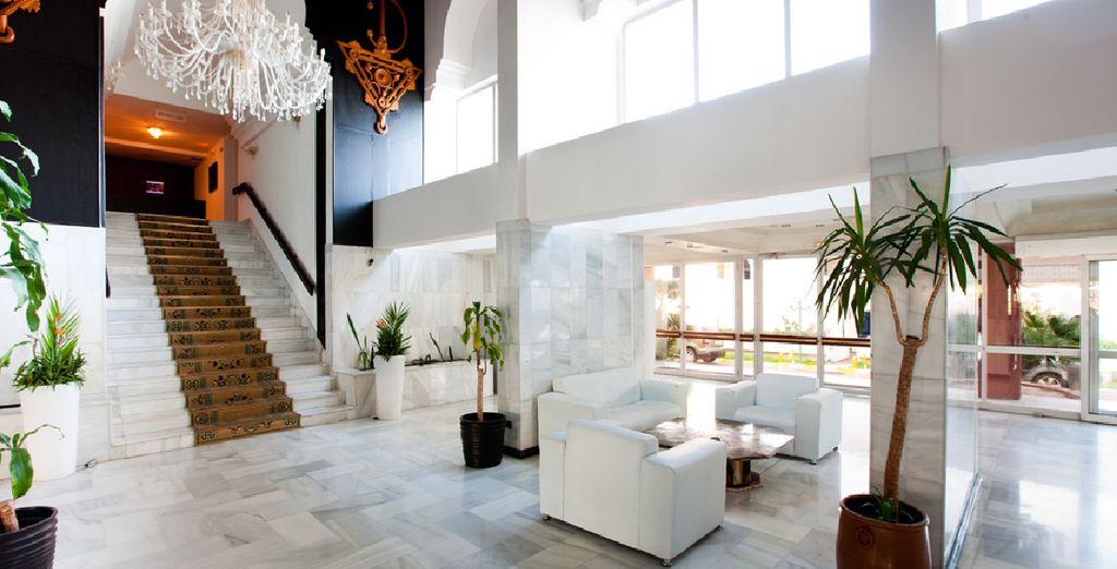 L'hôtel Anezi Tower sera un parfait pied-à-terre