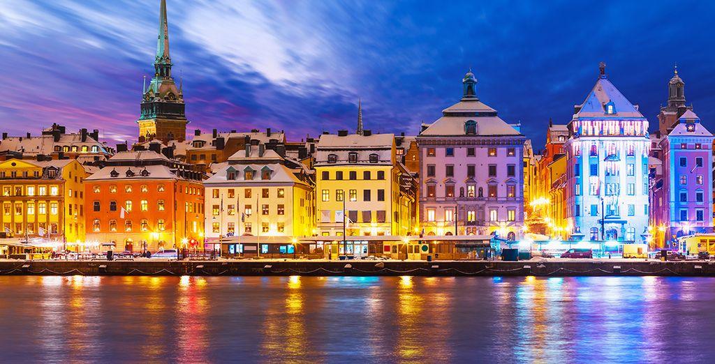 La Suède avec Voyage Prive