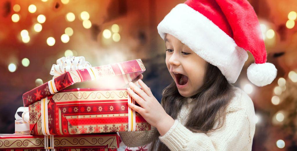 Laissez-vous charmer par la magie de Noël !