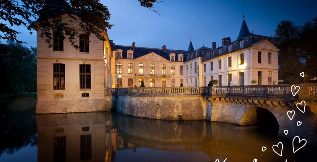 Venez vous ressourcer au château d'Ermenonville - Le Château d'Ermenonville Ermenonville