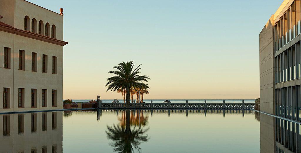 La Méditerranée sera à vos pieds... - Méridien Ra Beach Hotel & Spa 5* El Vendrell
