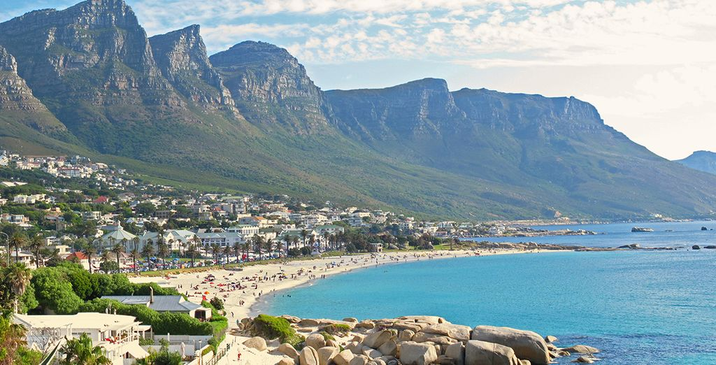 De Capetown...
