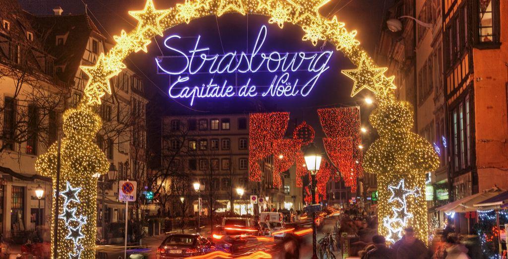 Cette année pour les fêtes de Noël... - Noël de rêve à Strasbourg - Holiday Inn Strasbourg Illkirch Strasbourg