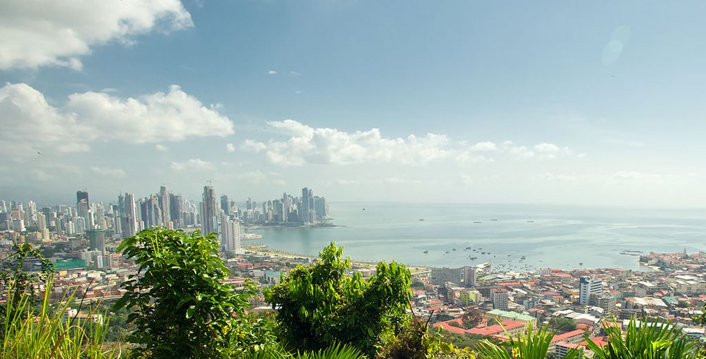 Cap sur Panama City!