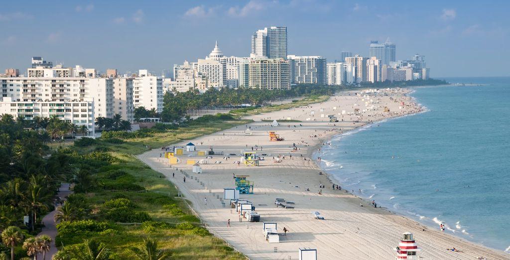Vivez l'ambiance caliente de Miami et ses quartiers Art Déco