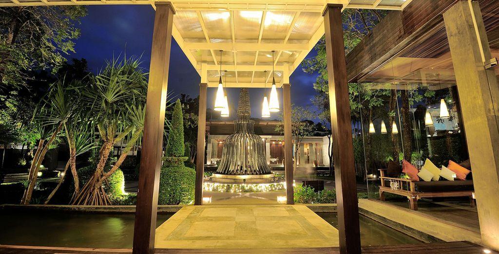 Tombez sous le charme de son architecture typique...