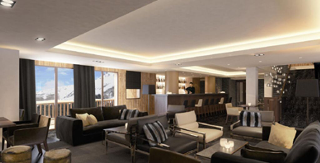 - Hôtel Le Savoy - Méribel - France Meribel