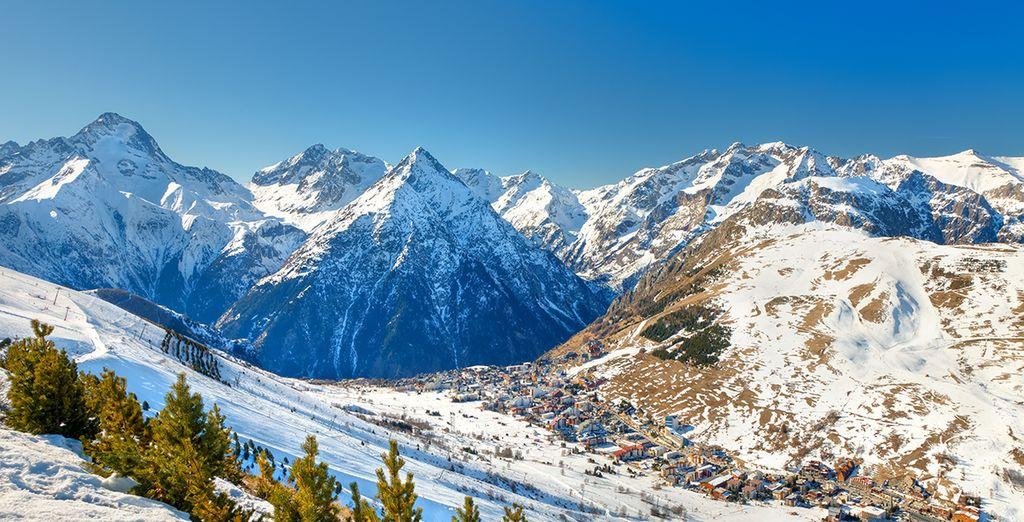 Bienvenue aux 2 Alpes !